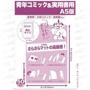 Manga Tankoubon A5 Cover...