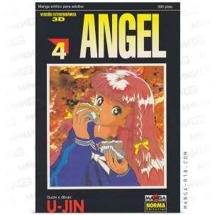 Angel Vol.04 ~ U-Jin (Spanish)