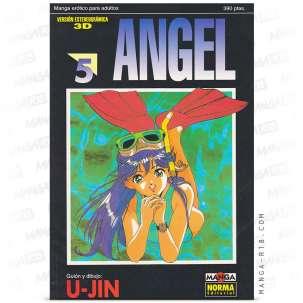 Angel Vol.05 ~ U-Jin (Spanish)