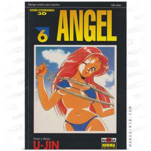 Angel Vol.06 ~ U-Jin (Spanish)